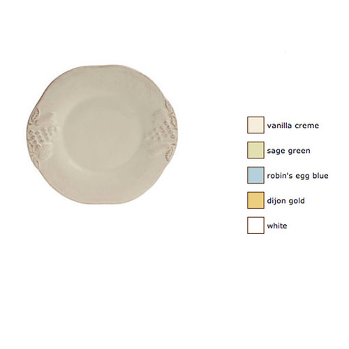 Casafina Maderia Harvest Bread and Butter Plate Set of 4