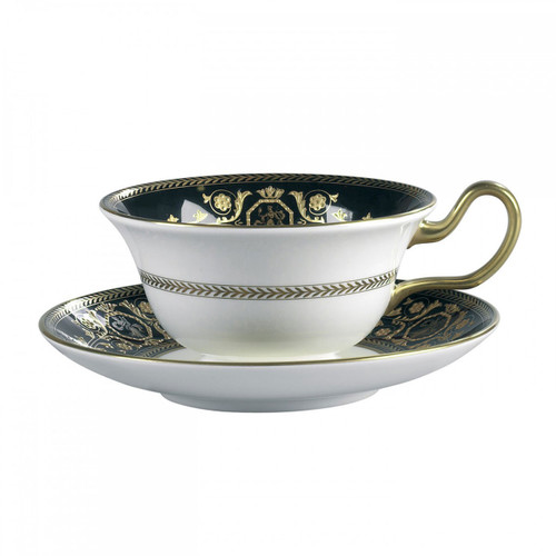 Wedgwood Astbury Black Teacup