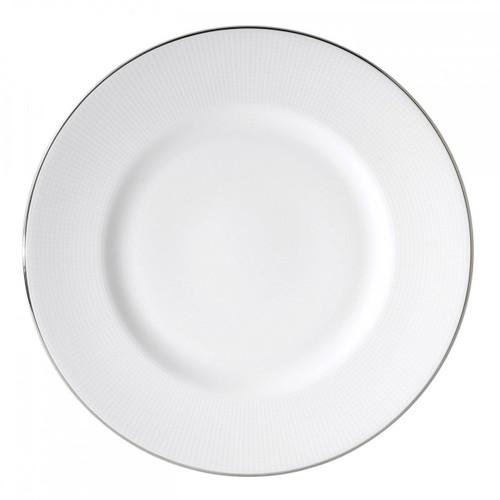 Vera Wang Blanc Sur Blanc Accent Salad Plate 9 Inch