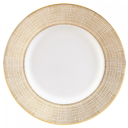 Vera Wang Gilded Weave Accent Salad Plate 9 Inch