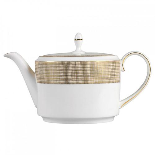 Vera Wang Gilded Weave Teapot 1.4 Ltr