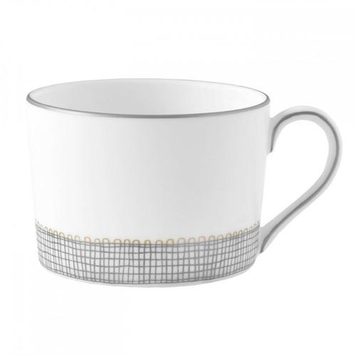 Vera Wang Gilded Weave Platinum Teacup Imperial