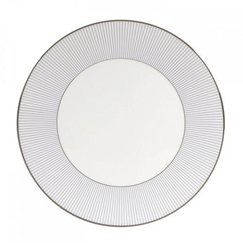 Wedgwood Jasper Conran Blue Pin Stripe Dinner Plate 11 Inch