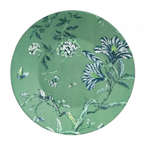 Wedgwood Jasper Conran Chinoiserie Green Salad Plate 9 Inch