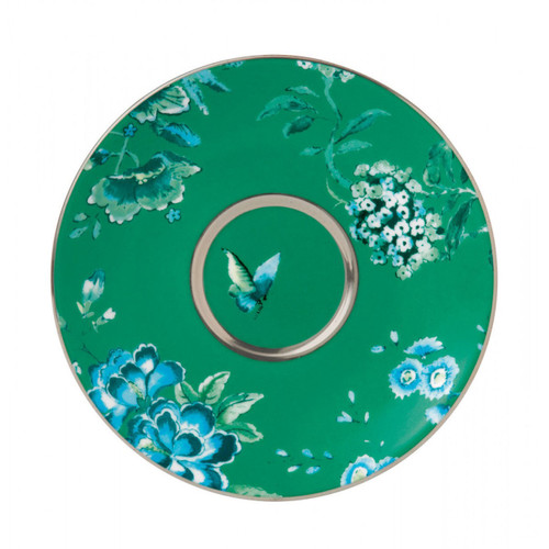 Wedgwood Jasper Conran Chinoiserie Green Tea Saucer