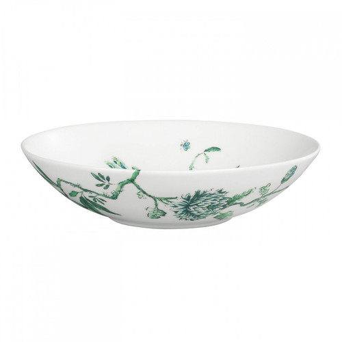 Wedgwood Jasper Conran Chinoiserie White Soup Plate 9 Inch