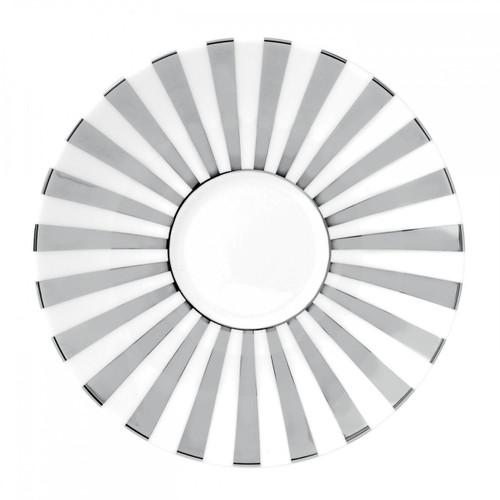 Wedgwood Jasper Conran Platinum Tea Saucer Striped