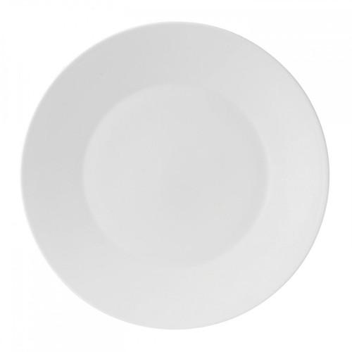 Wedgwood Jasper Conran White Bone China Charger 13 Inch