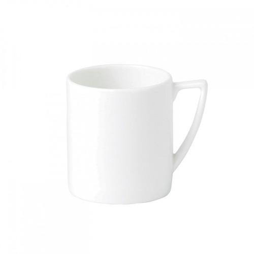 Wedgwood Jasper Conran White Bone China Espresso Cup Plain