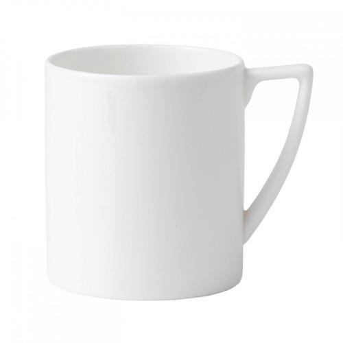 Wedgwood Jasper Conran White Bone China Mini Mug Plain