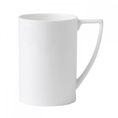 Wedgwood Jasper Conran White Bone China Mug 0.85 Pt