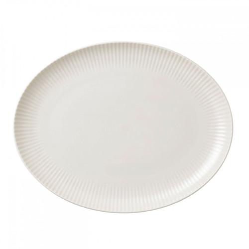 Wedgwood Jasper Conran Tisbury Oval Platter Coupe 15 Inch