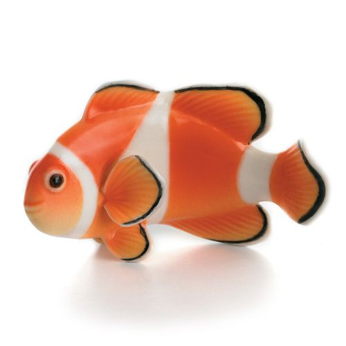 Franz Porcelain By The Sea Clown Fish Figurine FZ01448