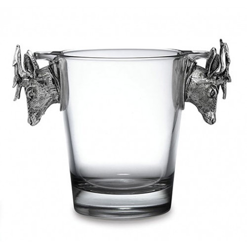 Arte Italica Animale Glass Ice Bucket ANI0391