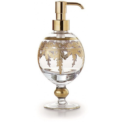 Arte Italica Baroque Gold Soap Pump ST1061SOZ