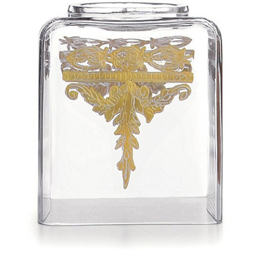 Arte Italica Baroque Gold Tissue Box Holder ST1059SOZ