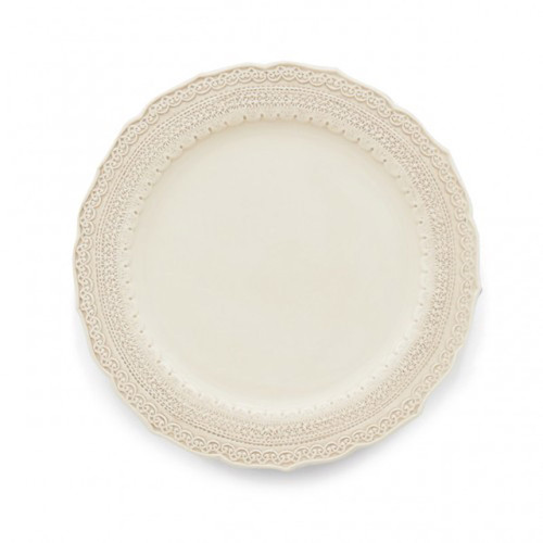 Arte Italica Finezza Cream Dinner Plate FIN3290