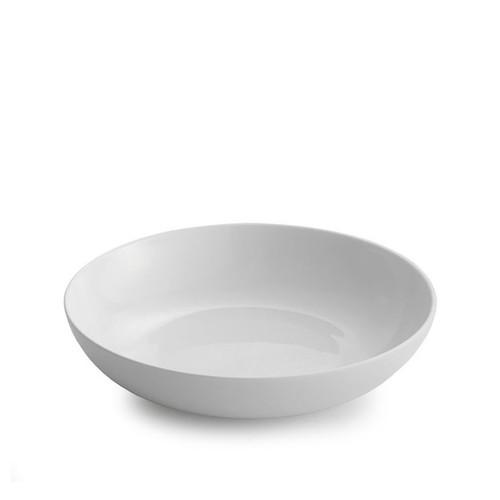 Nambe Skye Coupe Soup Pasta Bowl Bone China