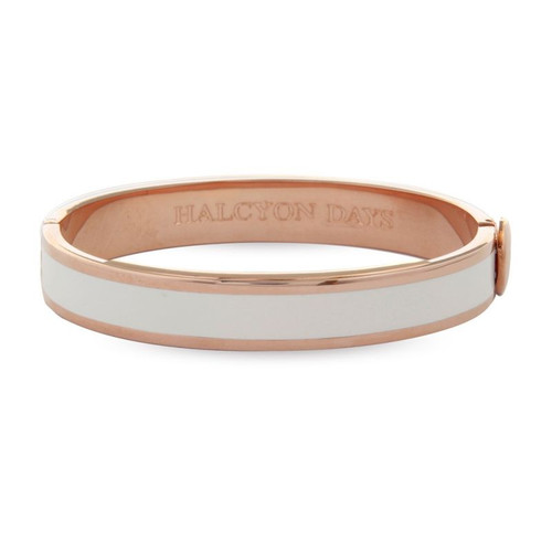 Halcyon Days 1Cm Cream Rose HBPLA0510RG
