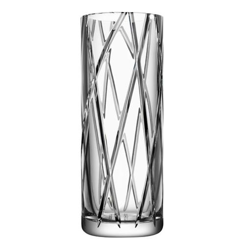 Orrefors Explicit Vase Stripes Large