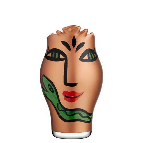 Kosta Boda Open Minds Vase Copper
