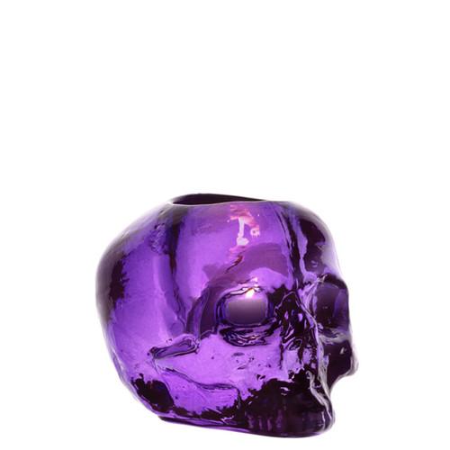 Kosta Boda Still Life Votive Purple