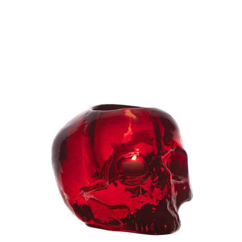 Kosta Boda Still Life Votive Red