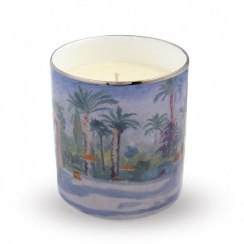 Halcyon Days Garden At Mamounia Hotel Candle BCCGM01CAP