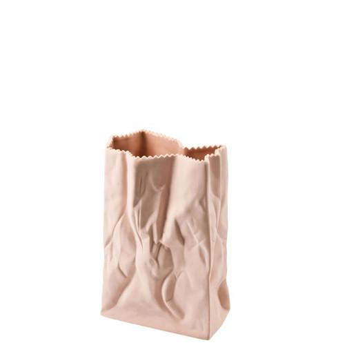 Rosenthal Bag Vase Vase Peach 7 Inch