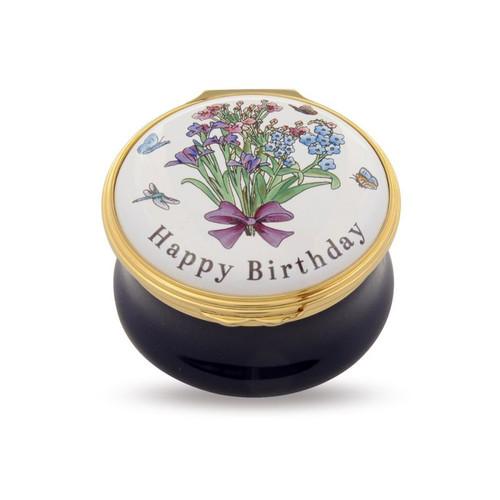 Halcyon Days Happy Birthday Box ENHAB1101G EAN: 5060171133438