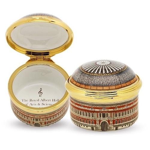 Halcyon Days Royal Albert Hall Box ENRAH0101G