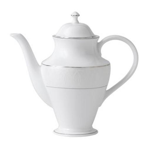 Waterford Ballet Icing Pearl Beverage Server 6 Cup Capacity