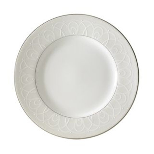 Waterford Ballet Icing Pearl Bread Butter Plate 6 Inch