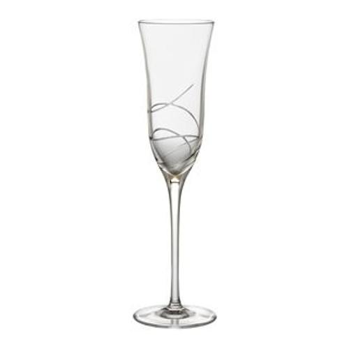 Waterford Ballet Ribbon Essence Champagne Flute 8 Oz