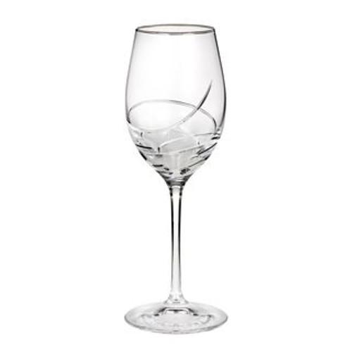 Waterford Ballet Ribbon Essence Platinum Wine