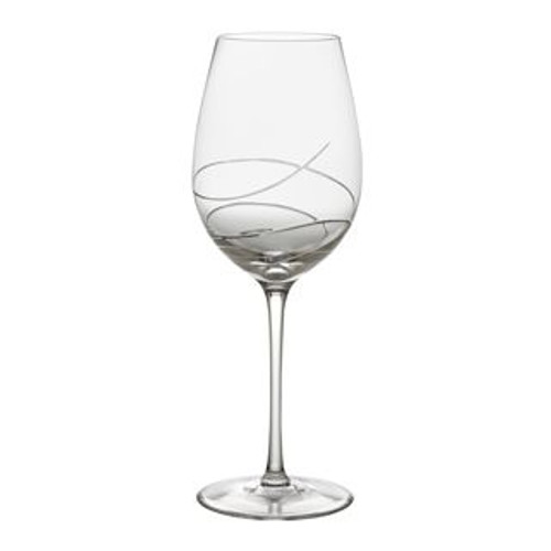 Waterford Ballet Ribbon Essence Red Wine Goblet 19 Oz