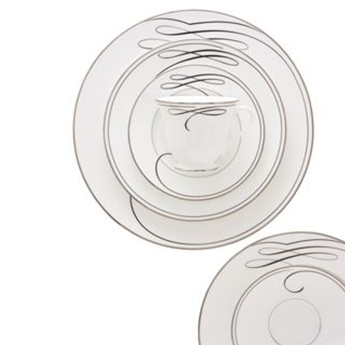Waterford Ballet Ribbon Five Piece Place Setting