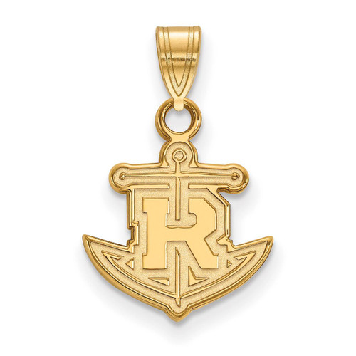 Rollins College Small Pendant 14k Yellow Gold 4Y001ROC