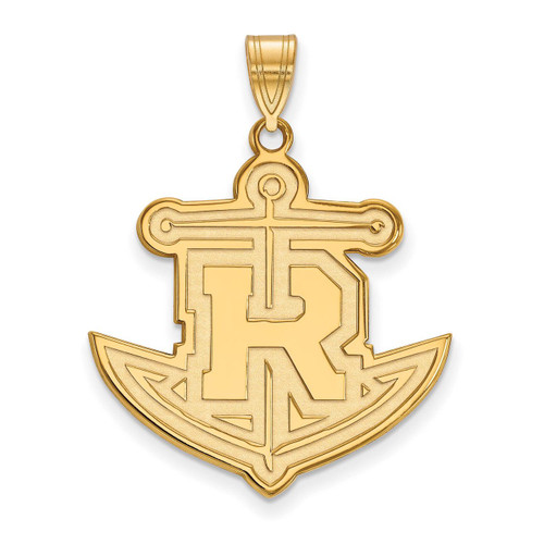 Chapter 4 At Rollins College: Rollins College Large Pendant 14k Yellow Gold 4Y002ROC