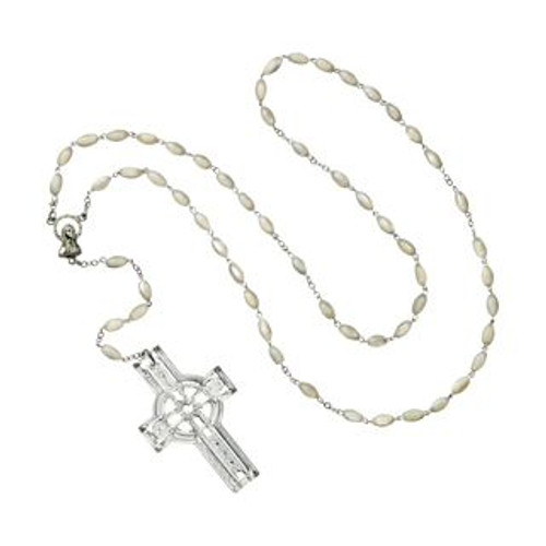 Waterford Religious Celtic Rosary Beads