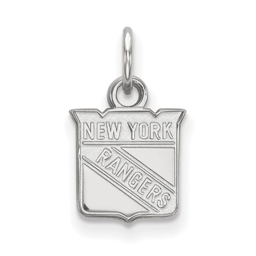 New York Rangers x-Small Pendant Sterling Silver SS001RNG