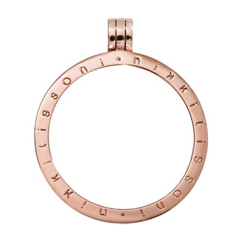 Nikki Lissoni Rose Gold-Plated 35mm Chain P03RGM
