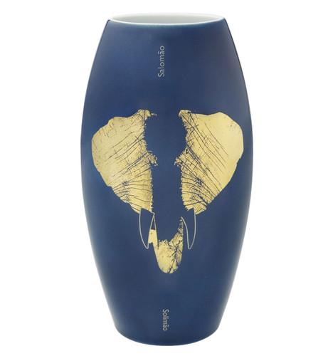 Vista Alegre A Viagem Do Elefante Vase and Book