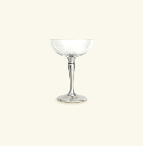 Match Pewter Classic Champagne Coupe 1263