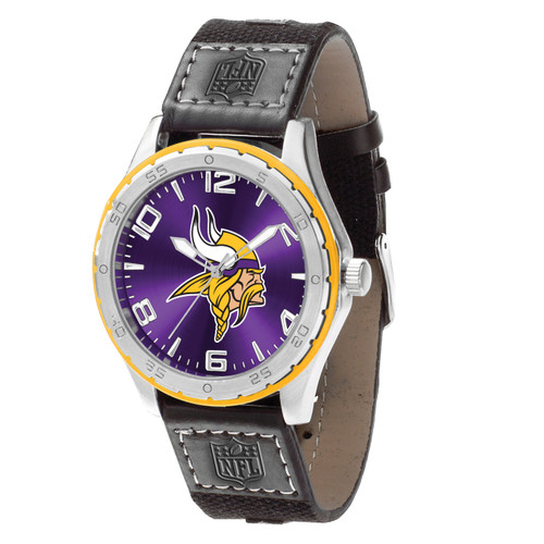 NFL Minnesota Vikings Sparo Gambit Watch XWM2427