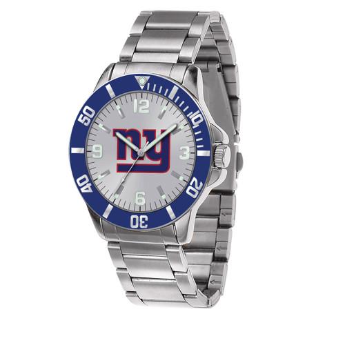 NFL New York Giants Sparo Key Watch XWM2437
