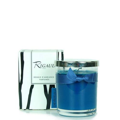 Rigaud Mini Small Candle Chevrefeuille Royal Blue