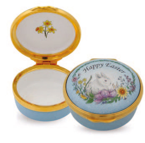 Halcyon Days Happy Easter box ENEAS1201G