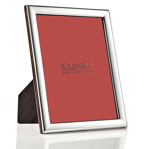 Cunill Danube 5 x 7 Inch Picture Frame - Sterling Silver