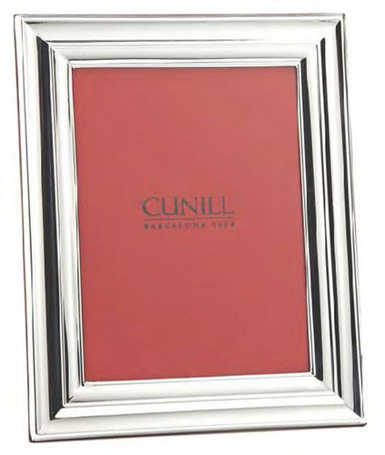 Cunill Empire 4 x 6 Inch Picture Frame - Sterling Silver